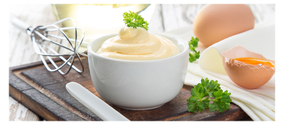 Mayonesa baja en calorías